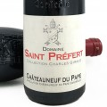 Domaine Saint Prefert Chateauneuf-du-Pape 'Collection Charles Giraud' 2014