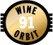 91 Points,  Sam Kim - Wine Orbit
