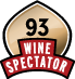 93 Points, Wine Spectator