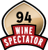 94 Points, Wine Spectator