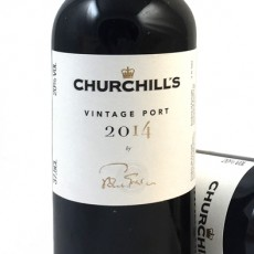 Churchill's Vintage Port 2016 750ml