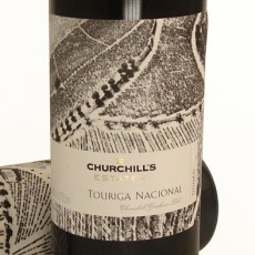 Churchill's Estate Touriga Nacional Douro 2012