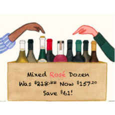 Warehouse Sale Mixed ROSé Dozen