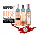 Rippin' French Rosé Mixed 6-Pack