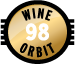 98 Points,  Sam Kim - Wine Orbit